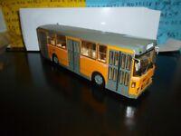 1/43 Autobus del Mondo Fiat 418 AC-M CAMERI AMT Genova 1972 Bus Corriera Pullman