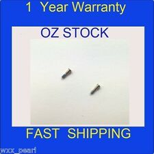 2 x Bottom Screws Pentalobe silver Replacement Part Repair for iPhone 6