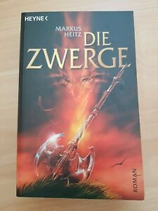 Die Zwerge / Markus Heitz / Taschenbuch / Deutsch Buch