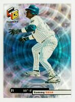 Sammy Sosa #14 (1999 Upper Deck) HoloGrFX Baseball Card, Chicago Cubs