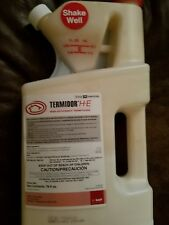 Termidor HE High-Efficiency Termiticide.New all in one !! Why work twice as hard
