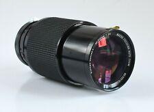 Vivitar Series 1 VMC 70-210mm f/3.5 Macro Auto Zoom Lens Nikon/Nikkormat F & EL