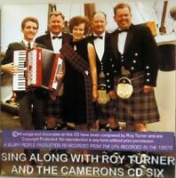 Sing Along with Roy Turner and The Camerons CD Album