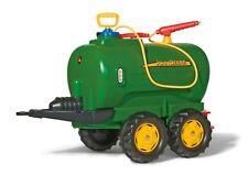Rolly Toys Anhänger Tanker John Deere mit Pumpe und Spritze 122752 NEU