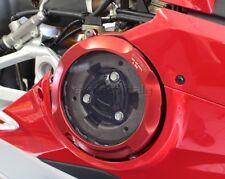 Evotech Kit Coperchio frizione Spingidisco Rosso/silver Ducati Panigale 959