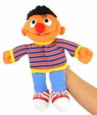 Sesamstrasse Handpuppe Ernie 35 cm - Plüsch Figur Puppe Sesame Street
