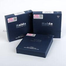 Haida 77mm Slim PRO II MC ND Kit, 3.0 1.8 0.9 Neutral Density Filter 3 6 10 Stop