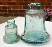 1880's Giant Size BELL INK Bottle with Free standard sized Bell Ink (G175)