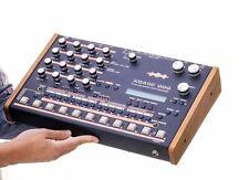 JOMOX X-BASE 999 Drumcomputer analog Sequencer EINWANDFREI mit Beschreibung