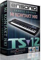 ENSONIQ TS-12 Samples Sounds NI KONTAKT NKI norCtrack Kontakt Instrument ts12