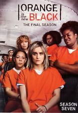 Orange Is the New Black: Complete Final Season 7 (DVD 4 Disc Set) Fast Shipping!