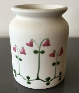 Gabriel Of Sweden Scandinavian Studio Pottery Pot Stengods No. 201 Vase