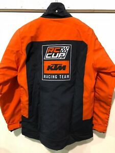 KTM RC CUP Factory Racing Jacket Size 2XL