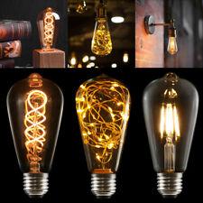E27 LED Edison 4W Vintage Retro Lampe Glühlampe Filament Glühbirne Birne DHL