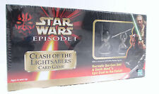 1999 Hasbro Star Wars Episode 1 Clash of the Lightsabers Card Game 40993 NISB