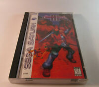 Shining Force 3 III (Sega Saturn, 1998) Complete CIB Game Nice Shape