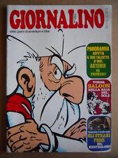 GIORNALINO n°23 1975 Asterix Lucky Luke La Linea  [G554]