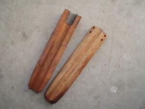 M1 carbine, Birch Hand Guard, 4 rivets