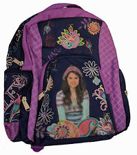Disney Wizards Of Waverly Place Selena Gomez Small School Backpack Bag