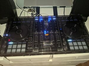 Pioneer DDJ-RX 4 Channel DJ Controller Rekordbox + Decksaver