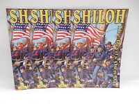 Shiloh Comic Book #1 Heritage Collection Civil War Story Devil's Own Day X4