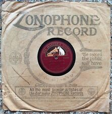 India 1930s-40s 78rpm HMV record Hindi songs by Blind singer KC Dey zaz