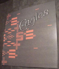 Vintage Eagles 70S 1976 Original Rock Concert Program Glen Glenn Frey Fry The