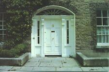 Georgian Doorway Armagh City Northern Ireland unused postcard