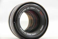 Excellent++ Canon FD 55 mm 1: 1,2 SSC MF-Objektiv aus Japan *1630