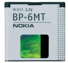 NEW OEM NOKIA BP-6MT BP6MT E51 N81 N82 6350 Mural 6750 1050mAh Original Battery
