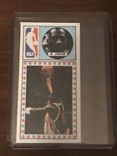 1986 Merchante Spanish Michael Jordan ROOKIE RC #163 RP