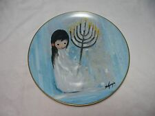 DeGrazia Festival of Lights 1976 Autographed Plate Mint Condition