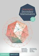 Teaching Secondary Mathematics: By Hine, Greg Reaburn, Robin Anderson, Judy G...