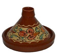 Moroccan Cooking Tagine Small Terracotta Cook Pot Tajine Tangine  Lead Free