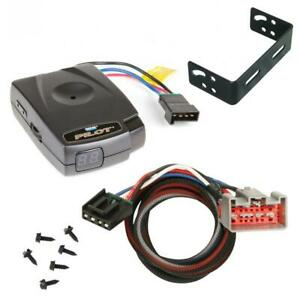 Reese Pilot Trailer Brake Control for 17-20 Ford F-250-550 w/ Plug Play Wiring