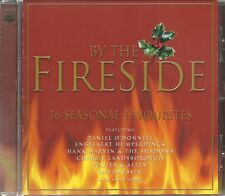 BY THE FIRESIDE CHRISTMAS CD SONGS 16 SEASONAL SONGS DANIEL O'DONNELL & MORE