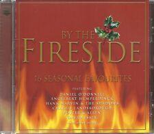 BY THE FIRESIDE CHRISTMAS CD SONGS 16 SEASONAL SONGS DANIEL O'DONNELL & MORE