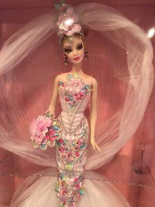 Couture Confection Bride Barbie Designer Bob Mackie Gold Label NRFB J0981