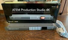 Blackmagic Design ATEM Production Studio 4K Switcher - W/ Original Box!