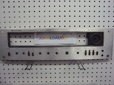 Kenwood KR 9600 Faceplate. Nice Condition. Parting Out KR-9600 Receiver.***