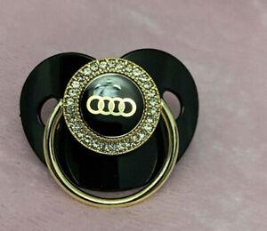Luxus Schnuller Baby Audi