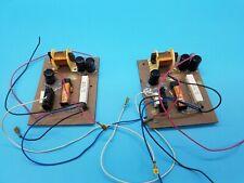 Vintage Sony APM 717 Speaker Parts.( Crossovers )