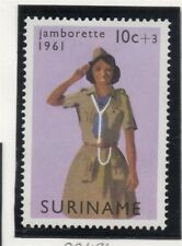 Suriname 1961 Early Issue Fine Mint Hinged 10c. 169000