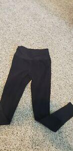 Alo Yoga Black Full Length Leggings Size Small S