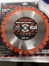 "PREMIER PDP NEW SLEEPER & TREE STUMP CUTTING TERRASAUR BLADE 12""/300MM ESSEX"