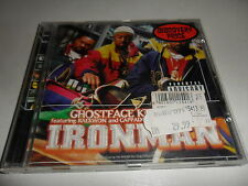 CD  Ironman von Ghostface Killah