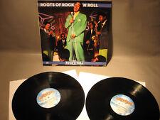 LP-Vinyl Schallplatte.The Rock´n Roll 1958 Stil.Doppel LP Time Life-vinyl record