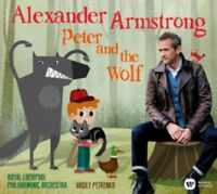 Alexander Armstrong - Peter And The Wolf Neuf CD
