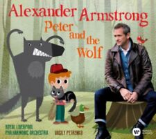 Alexander Armstrong - Peter And The Wolf NEW CD