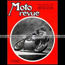 MOTO REVUE N°1801 PHIL READ POMPE AUTOLUBE ISDT SUEDE HALLMAN JOEL ROBERT 1966